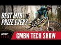 The Best Mountain Bike Prize Ever + Tech Stocking Fillers | GMBN Tech Show Ep. 49