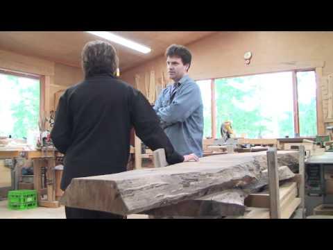 Michael Moore: Fine Woodwork  Cowichantoday.com Interview