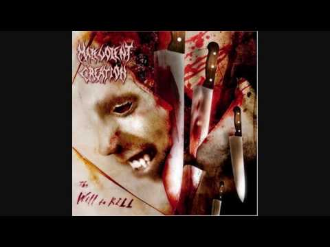 Malevolent Creation - The Will To Kill online metal music video by MALEVOLENT CREATION