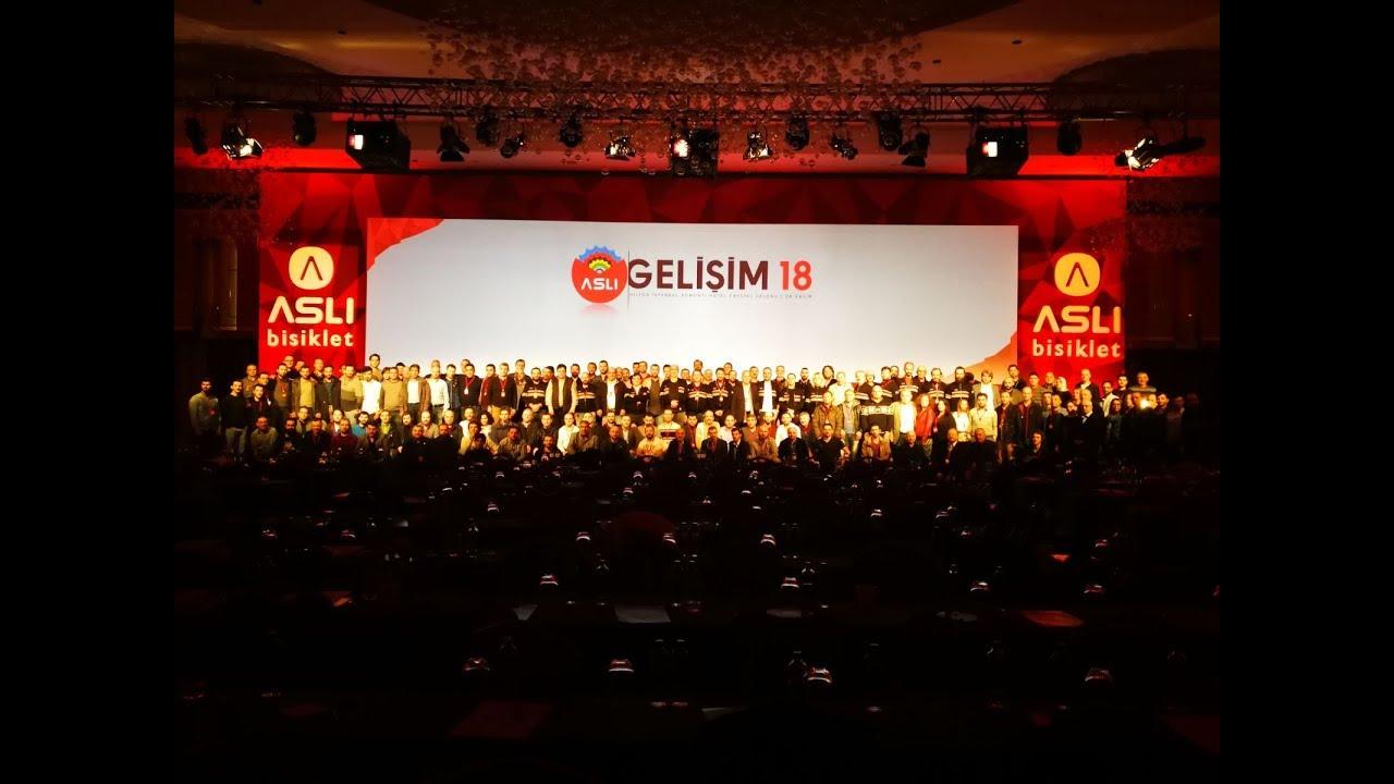 Aslı Gelişim Bayi Organizasyonu - Hilton İstanbul Bomonti Hotel & Conference Center