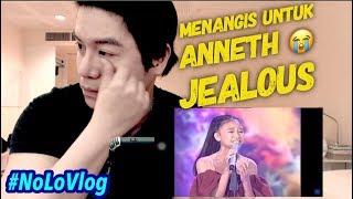 Video CRYING OVER ANNETH 's JEALOUS | Agnez Mo 's Girl | Indonesian Idol Junior 2018 | Nolo Lopez TV MP3, 3GP, MP4, WEBM, AVI, FLV Desember 2018