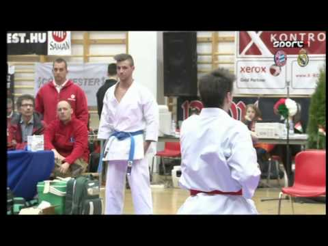 WKF Magyar Bajnokság 2014 - összefoglaló a Sport TV-ben