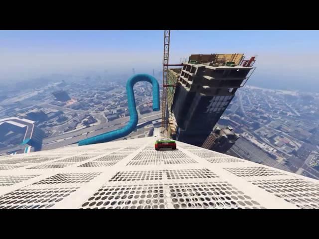 GTA5  SREX主催 X Games