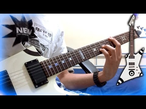 Dorje - Aeromancy - Full Guitar Cover - Full HD 1080p