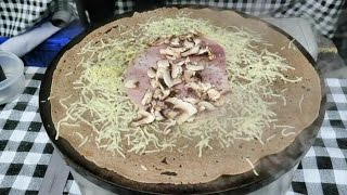 Video London Street Food. French Sweet Crepes and Salty Galettes Seen and Eaten Around the City MP3, 3GP, MP4, WEBM, AVI, FLV November 2018