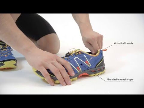 Tutorial Atlas Trail Running Shoes - SS16