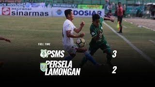 Video [Pekan 23] Cuplikan Pertandingan PSMS vs Persela Lamongan, 21 September 2018 MP3, 3GP, MP4, WEBM, AVI, FLV September 2018