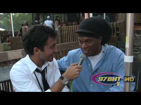 97 BHT - MTV News' Sway Calloway talks America's Most Wanted Music Festival