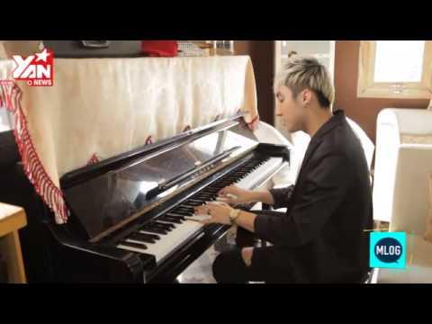Em Của Ngày Hôm Qua Acoustic - Sơn Tùng MTP tự đánh Piano và tự Hát