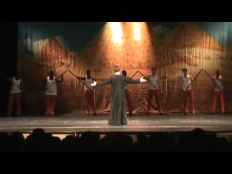AIDA ALL STATE SHOW-1- Bianca Alomar-Dress rehearsal video1