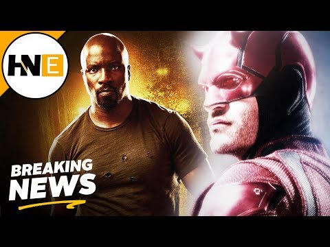 Daredevil Season 4 & Luke Cage Season 3 to be Announced by Netflix