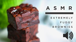ASMR Baking: Extremely Fudgy Brownies • Tasty by Tasty