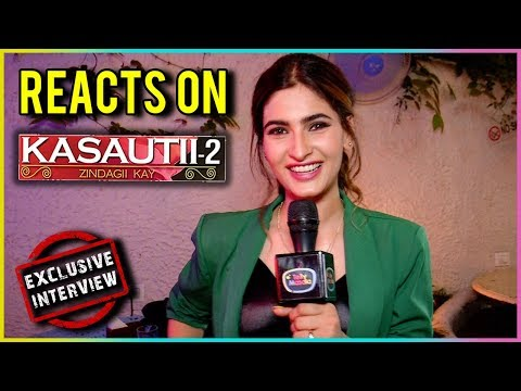 Karishma Sharma Is Excited For Kasauti Zindagi Kay