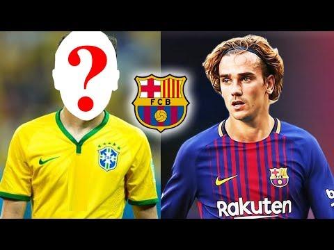 العرب اليوم - شاهد : خمس لاعبين يتعاقدون مع فريق برشلونة