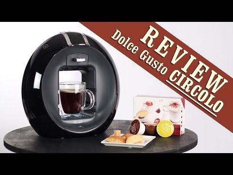 Dolce Gusto Circolo Exclusive Review