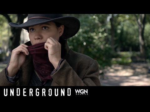 Underground Season 2 Promo 'Rise Up'