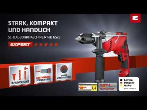 Einhell RT-ID 65/1 Schlagbohrmaschine
