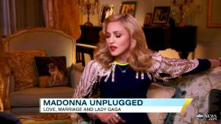Madonna Says Lady Gaga is 'Reductive'