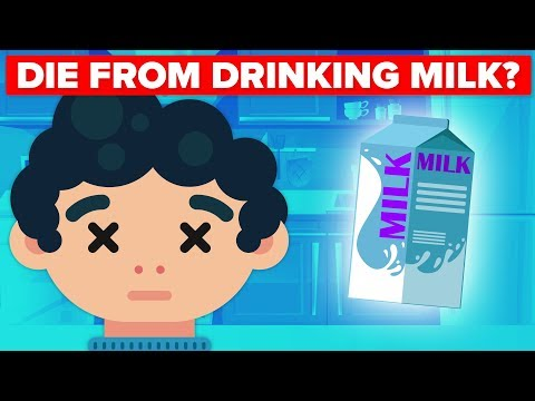 This Is Why People Die When Drinking Milk