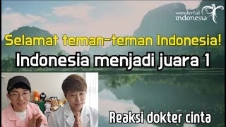Video Wonderful Indonesia 1st In The World MP3, 3GP, MP4, WEBM, AVI, FLV Oktober 2017