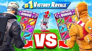 BOTTLE ROCKETS BINGO *NEW* Game Mode in Fortnite Battle Royale