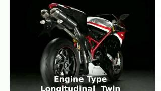 3. 2010 Ducati 1198 R Corse Specs & Details