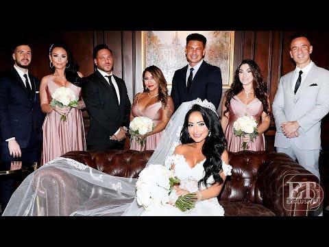 'Jersey Shore' Wedding DRAMA! Angelina UNLEASHES on Bridesmaids (Exclusive)