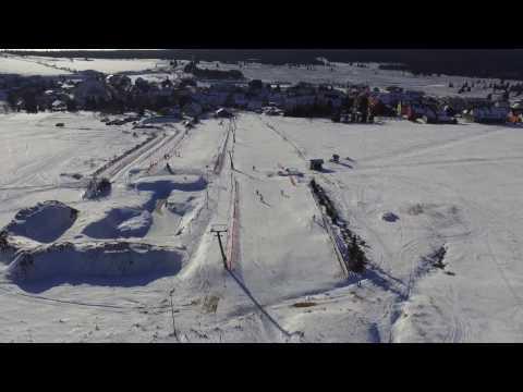 Skiareál Novako - Boží Dar
