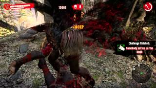 Dead Island Gameplay Bloodbath Arena DLC How to survive 31 waves for 1 hour