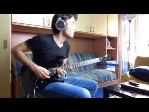 Metallica - Ride the lightning [Guitar solo cover]