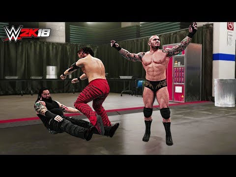 WWE 2K18 Top 10 Finisher Combinations! Part 9