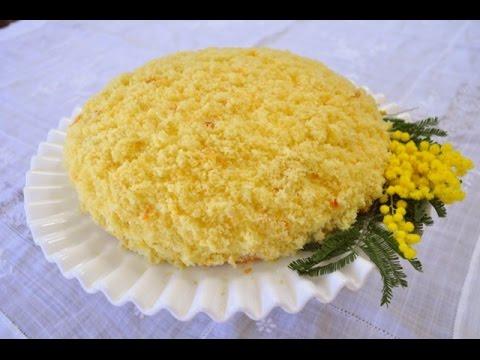 torta mimosa - la videoricetta