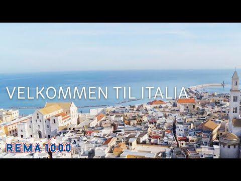 Spot REMA 1000, catena supermercati svedesi