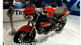 4. 2011 Triumph Speed Triple ABS Features