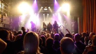 U.D.O. - A Cry Of A Nation @ Sticky Fingers, Gothenburg, Sweden 2013-10-13