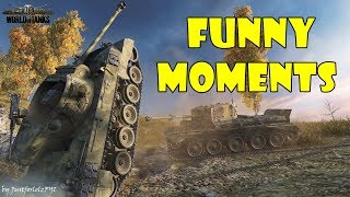 Your favorite Monday funny moments / RNG compilation from World of Tanks is back, bringing you a selection of epic fails, cunning traps, dancing Pz 1 C-s, a 16K+ spotting run in the T-100 LT and much more! Ready-set-RNG!► PLAY WORLD OF TANKS FOR FREE: https://goo.gl/NopXpJ► PLAY WORLD OF WARSHIPS FOR FREE: https://goo.gl/GJhVxS(Official Wargaming affiliate links)REPLAY SUBMISSION / CONTACT: - Replay Website: http://justforlolzfyi.wot-record.com - Emails: JustforlolzFYI@yandex.comWORTH A LOOK:►THE RNG STORE: https://www.teespring.com/stores/the-rng-store►FACEBOOK: https://www.facebook.com/justforlolzfyi►TWITTER: https://twitter.com/JustforlolzFYI►TWITCH: http://www.twitch.tv/justforlolzfyi►FAQ: https://goo.gl/S7kWJq♥ SUPPORT THE CHANNEL:PAYPAL - https://goo.gl/4brPAHMUSIC: (courtesy of Epidemic Sound & YouTube Audio Library)Tropical Storm (Cospe Remix) - CactiPositive House 1 - Niklas GustavssonSquad Force 3 - Johannes BornlöfSugar Zone - Silent PartnerCREDITS:Channel Art: https://goo.gl/zLZnzAJustforlolzFYI Logo by KatakINTRODUCTION:JustforlolzFYI here, your new favorite World of Tanks YouTuber and creator of the World of Tanks Funny Moments, World of Tanks Arty Party and World of Tanks TOP 5 series! Daily videos covering funny moments compilations, RNG montages, EPIC gameplay, guides, reviews, regular giveaways and more!  Want to see your World of Tanks gameplay or funny moment on the channel? Don't hesitate to send in your replay via the email address below, or upload it directly to http://justforlolzfyi.wot-record.com.I mainly play and feature World of Tanks PC, but if you are a fan of World of Tanks Blitz, World of Tanks Xbox One or World of Tanks PS4, your funny moments could still get featured in a special montage! Looking for some live World of Tanks gameplay or want to ask something? Check out my regular World of Tanks TWITCH streams on: http://www.twitch.tv/justforlolzfyiEnjoy the content!