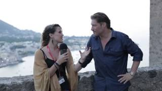Sean Kenan all'Ischia Film Festival 2014