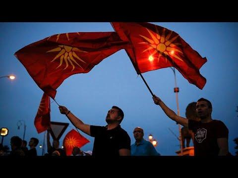ΠΓΔΜ: Επεισοδιακή σύσκεψη πολιτικών αρχηγών – Αποχώρησε η αντιπολίτευση…