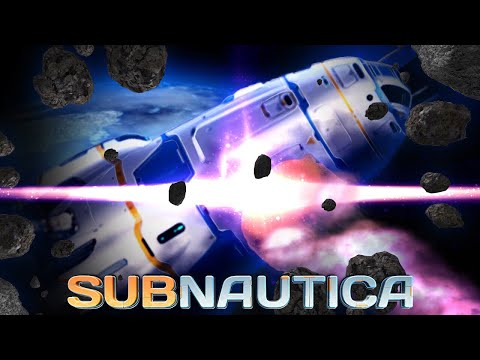 Subnautica - THE ROCKET WONT MAKE IT!? - New Ending Info Leaked! Killing The SEA DRAGON! - Gameplay (видео)