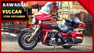 7. REBUILT! Kawasaki Vulcan 1700 Voyager with 52-degree V-twin | the price range $17,499