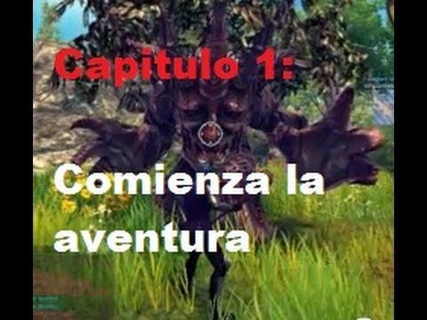 Capitulo 1: Comienza la aventura  | Raiderz Gameplay Español