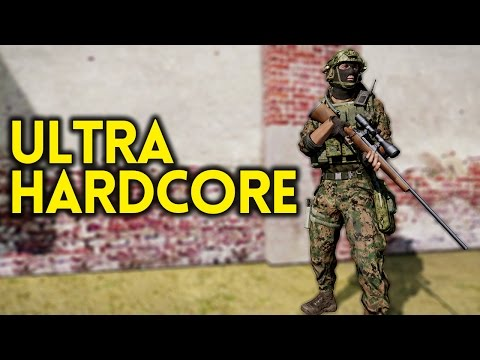 ARMA 3 DayZ Edict - Part 1 - ULTRA HARDCORE (видео)