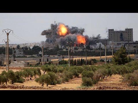 Συρία: Μάχες στο Χαλέπι
