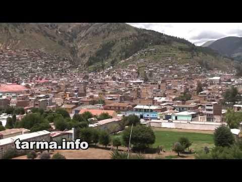 Vista Panoramica de Tarma
