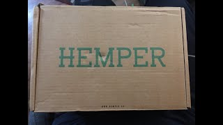 Hemper Box November 2019 by Phat Robs Oils