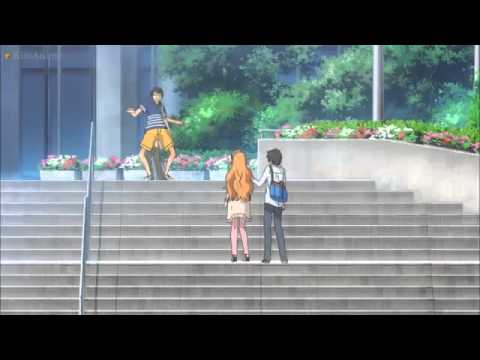 Golden Time - Engrish in episode 7