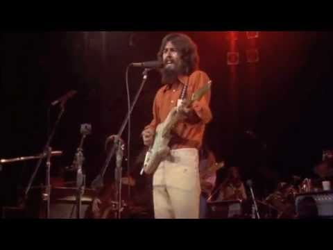 something - The Concert For Bangladesh, Madison Square Garden, New York, 08/01/71.