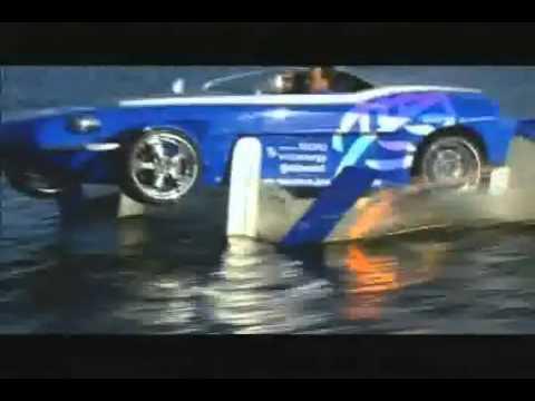 ภิวัตกรรม การประดิษฐ์สิทธิบัตรใหม่ รถยนต์ สะเทินน้ำ สะเทินบก ขับลอยเหนือน้ำได้ splash video