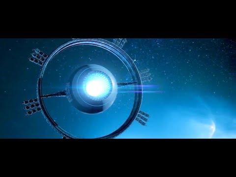 SAIC - Nuclear Fusion Ion Thruster Engine Spacecraft Concept Unveiled [720p]