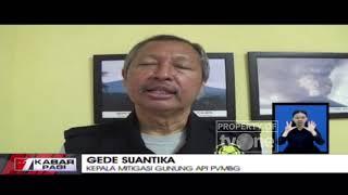 Download Video Gunung Agung Kembali Meletus Pada Senin Malam MP3 3GP MP4